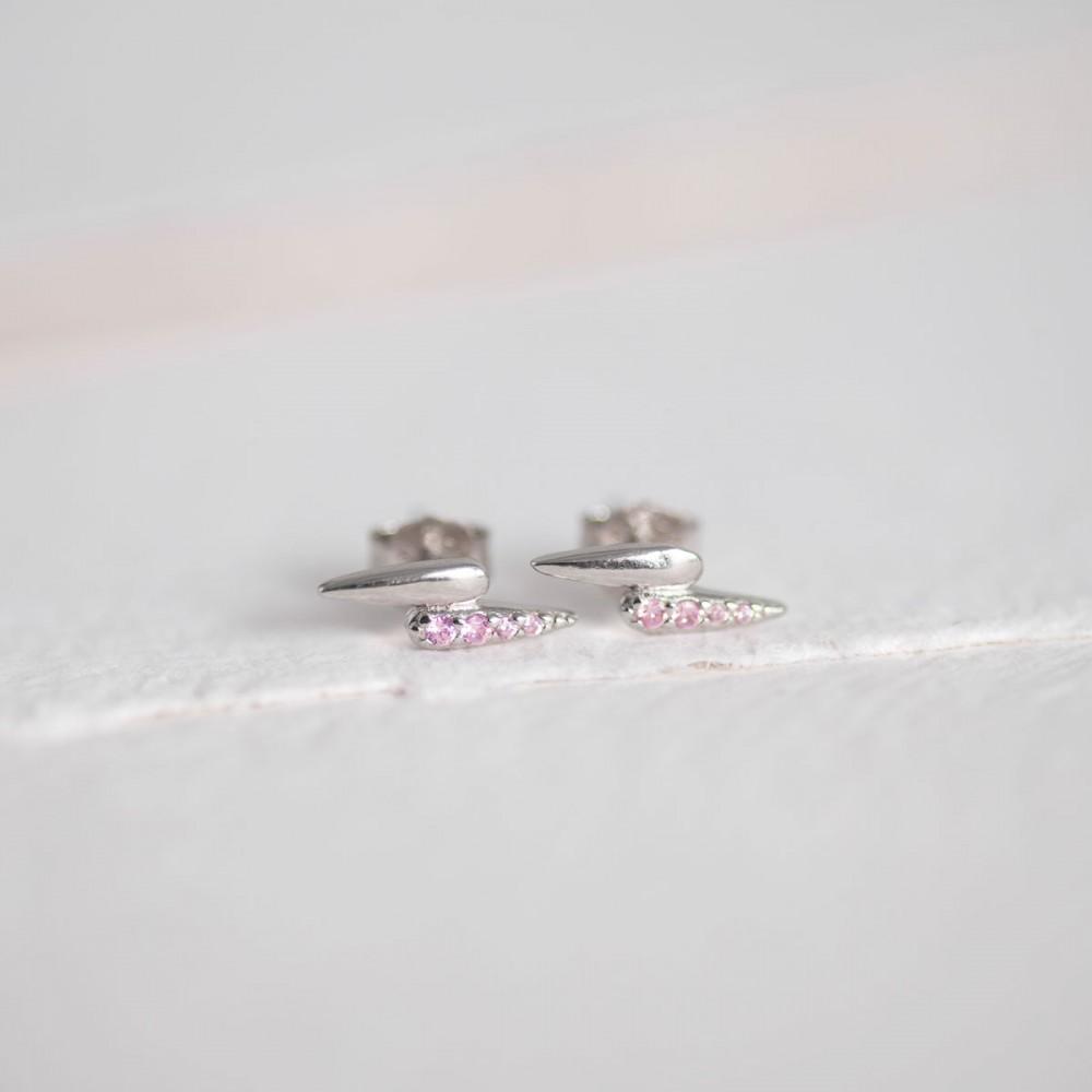 GARRA PINK - Silver Pink Mini Claw...