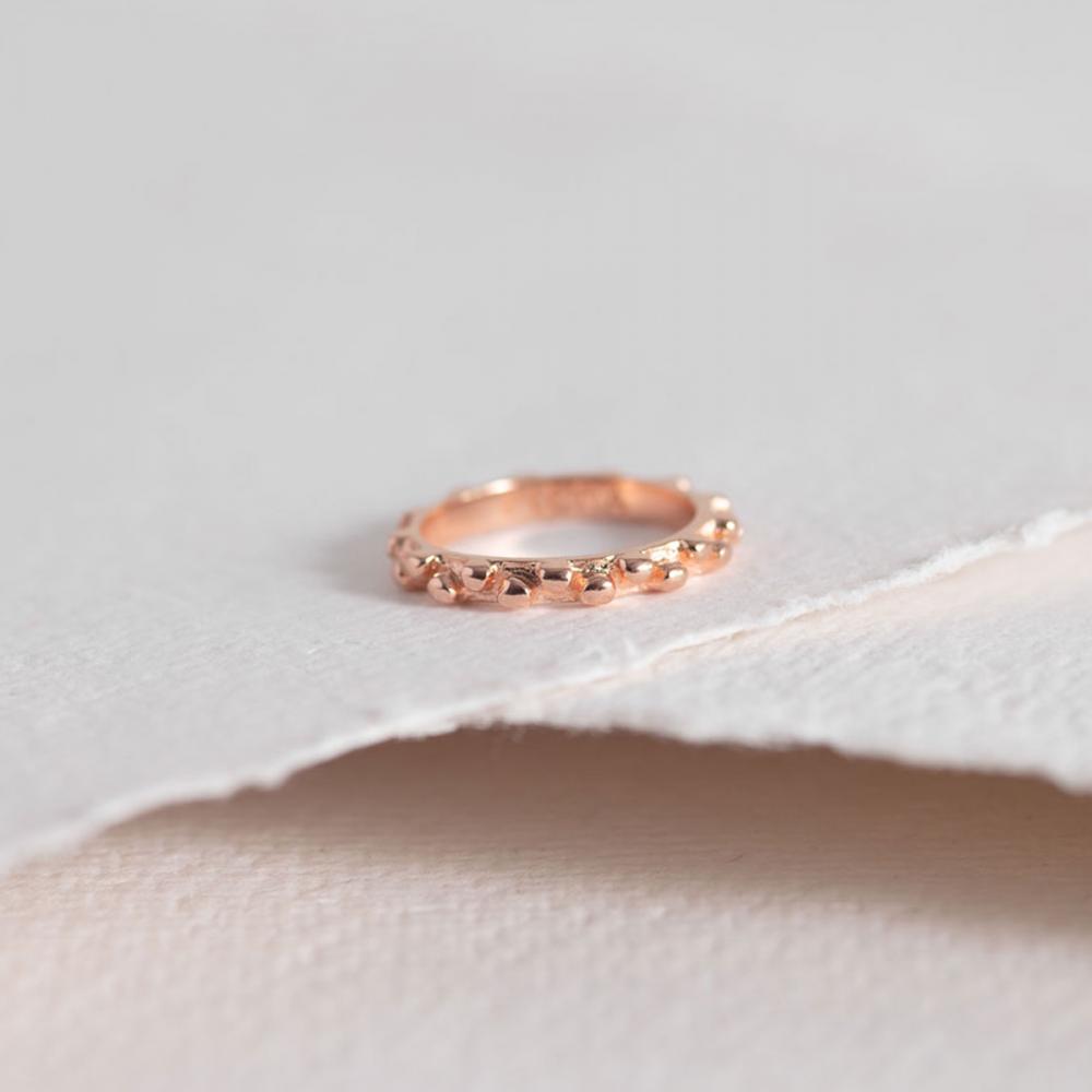 copy of VELA GOLD - Spheres Ring....