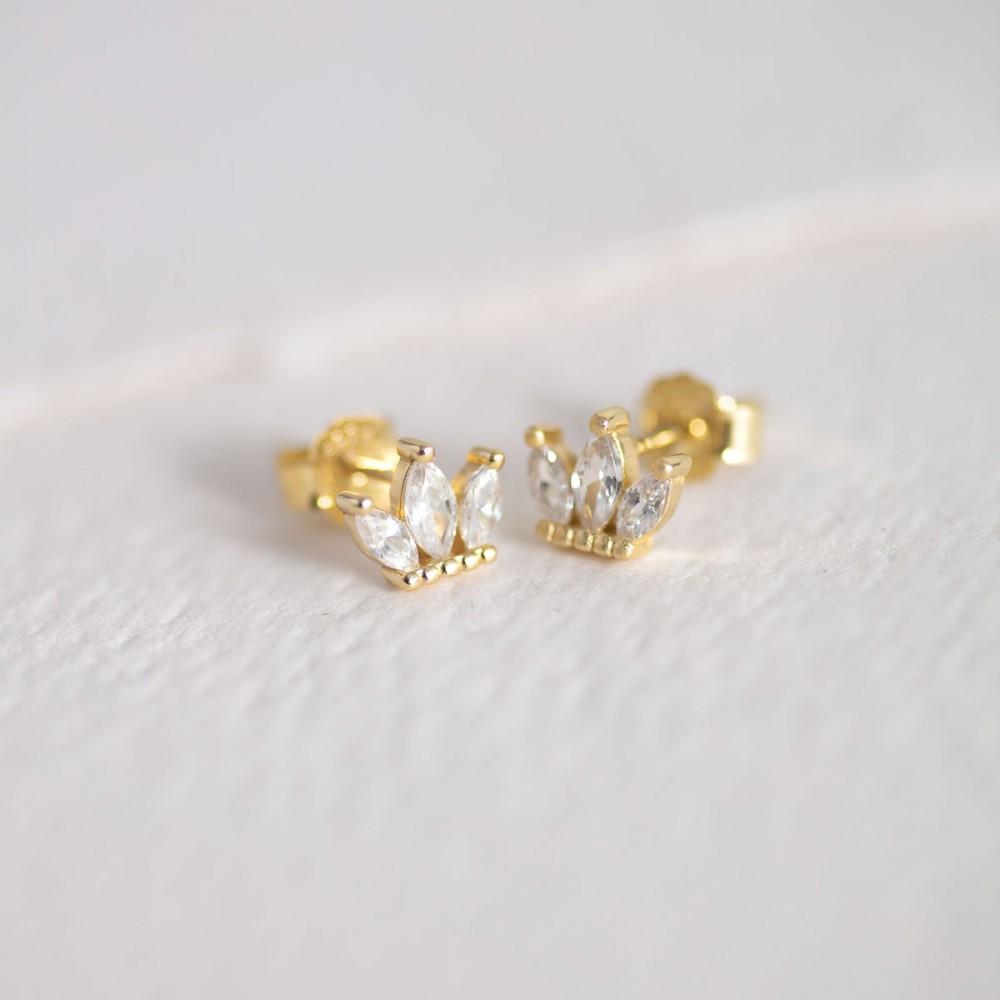 FREDDY - Mini Golden Crown Zirconia...