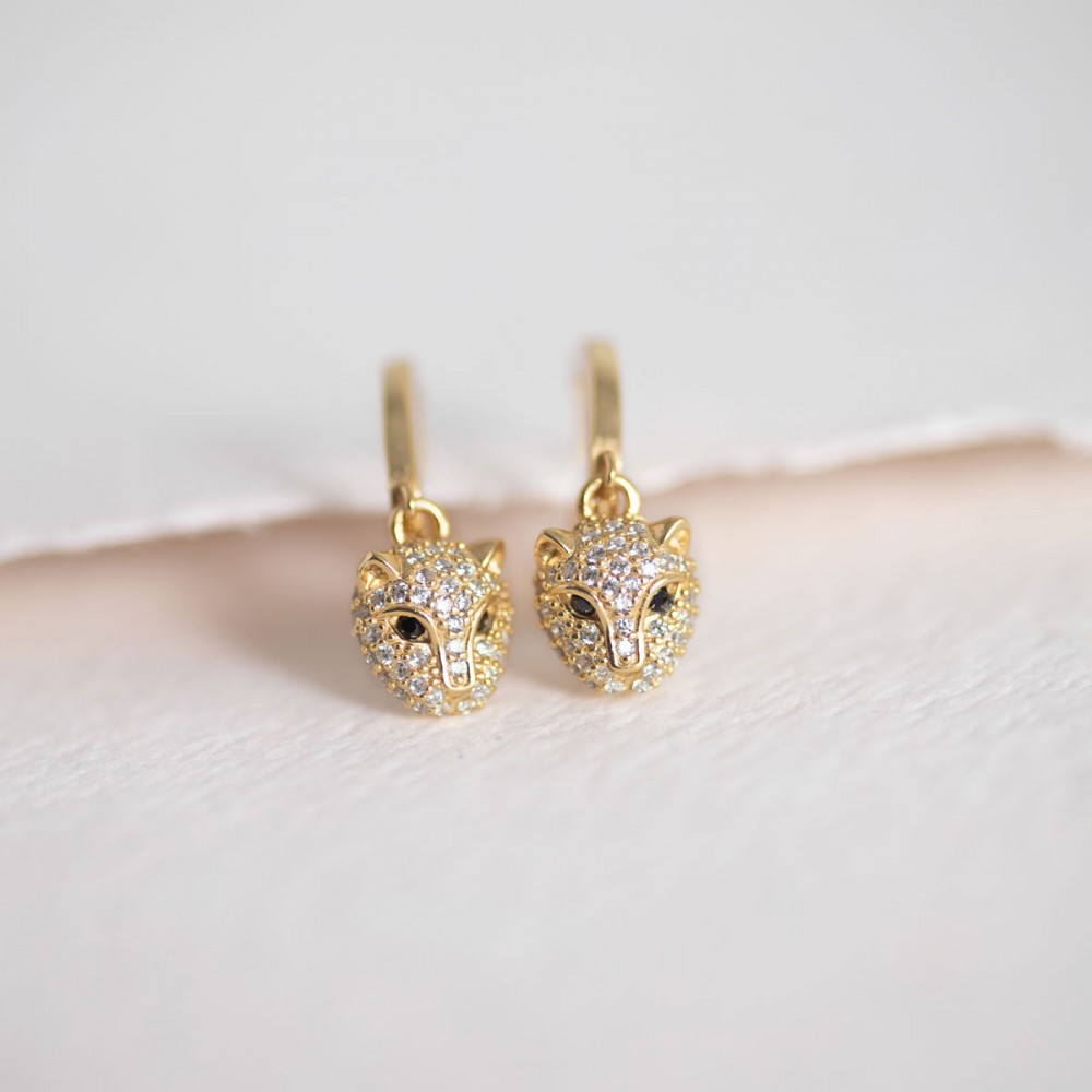 FELINA ARO - Golden ring lioness...
